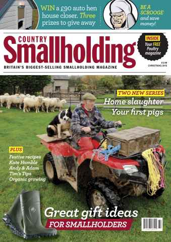 Country Smallholding issue Xmas 2015