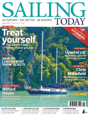 Sailing Today issue January 2016