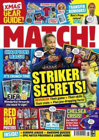 Match issue 24th November 2015