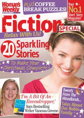 Womans Weekly Fiction Special issue January 2016