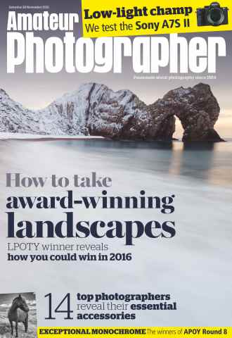 Amateur Photographer issue 28th November 2015