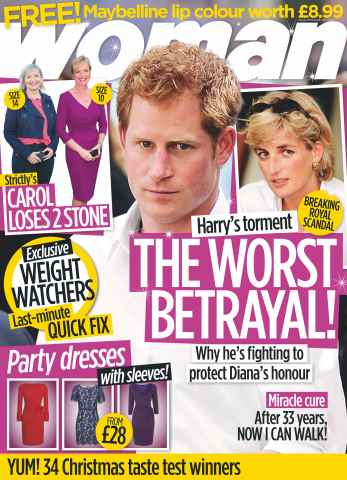 Woman issue 30th November 2015