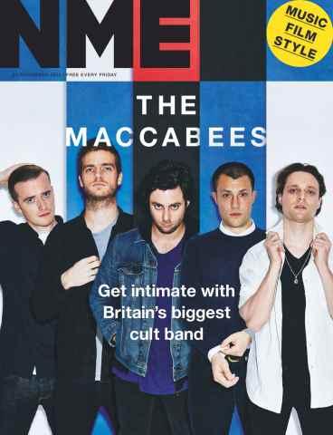 NME issue 20-Nov-15