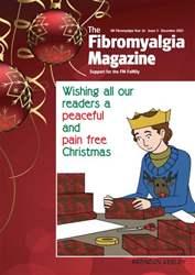 Fibromyalgia Magazine December 2015 issue Fibromyalgia Magazine December 2015