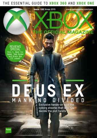Official Xbox Magazine (UK Edition) issue Xmas 2015
