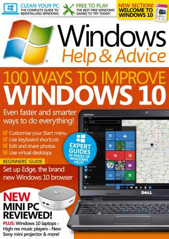 Windows Help & Advice issue Christmas 2015
