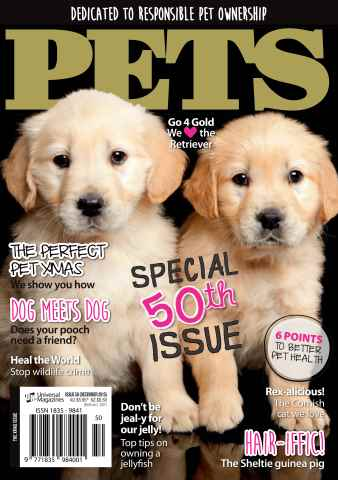 Pets issue Issue#50 Dec 2015