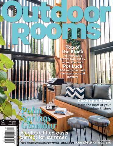 Outdoor Rooms issue Issue#29 - 2015