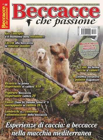 BECCACCE CHE PASSIONE issue Novembre - Dicembre 2015