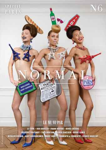 Normal Magazine issue Numéro 6 (French)