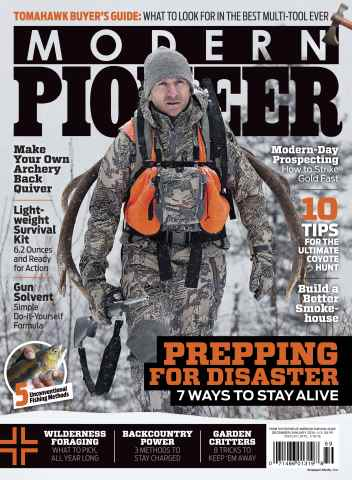 Modern Pioneer issue Dec/Jan 2016