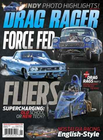 Drag Racer issue January 2016
