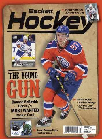 Beckett Hockey issue December 2015