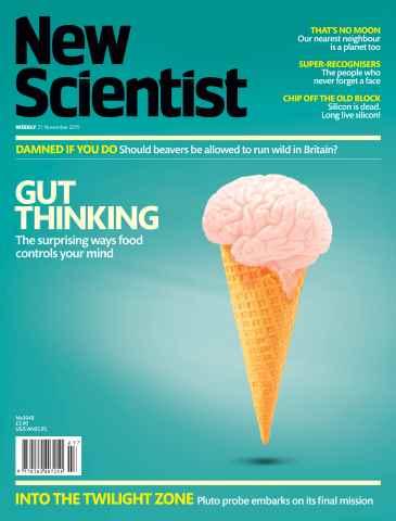 New Scientist issue November 21. 2015