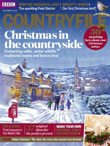 Countryfile Magazine issue December 2015