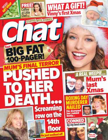 Chat issue 10th December 2015