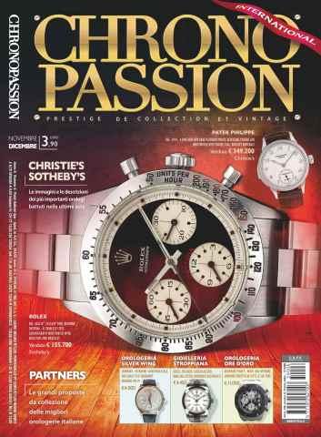 CHRONO PASSION issue Novembre-Dicembre 2015