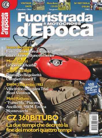 FUORISTRADA & MOTOCROSS D'EPOCA issue Novembre - Dicembre 2015