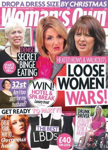 Womans Own issue 30th November 2015