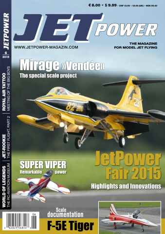 Jetpower issue 6 2015