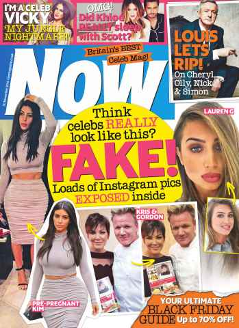 Now issue 30th November 2015