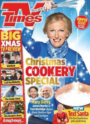 TV Times issue 28th November 2015
