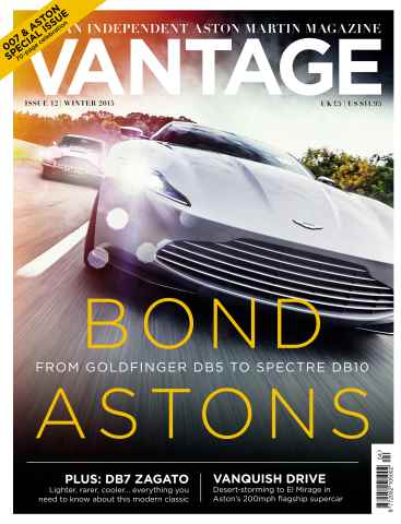 Vantage issue Issue 12