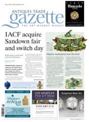 Antiques Trade Gazette issue 2218