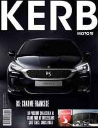KERB MOTORI issue N. 2-2015