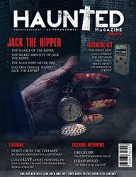 Haunted Magazine issue Issue 15