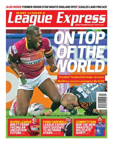 League Express issue 2994