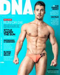 DNA Magazine issue # 191 - Swimwear
