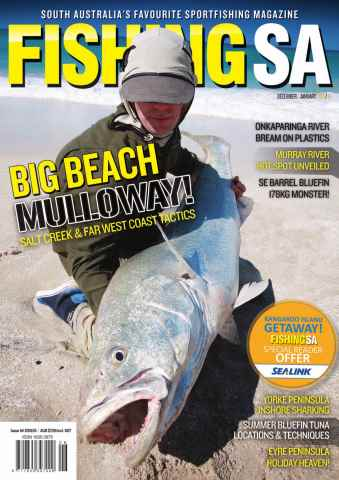 Fishing SA issue Fishing SA Dec/Jan 2015/16