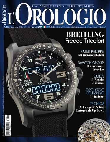 L'Orologio issue Orologio 242