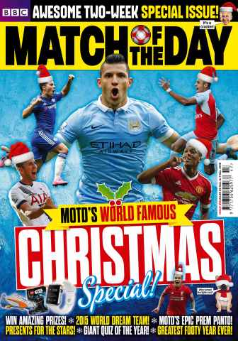 Match of the Day issue Issue 385
