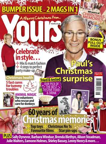 Yours issue 24th November 2015