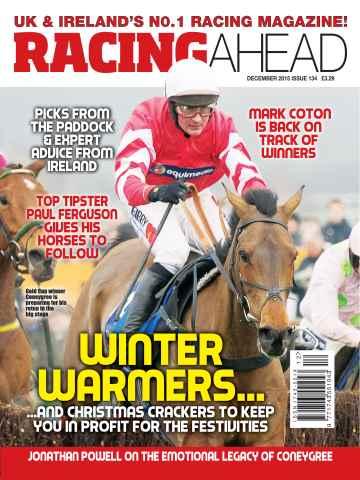 Racing Ahead issue December 2015