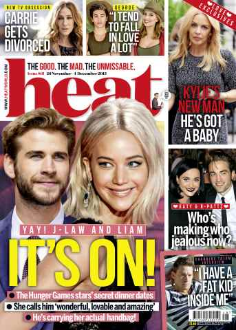 Heat issue 24th November 2015