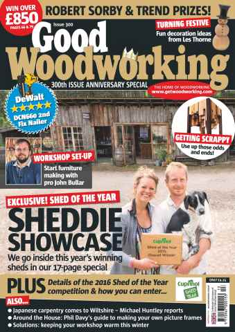 Good Woodworking issue December 2015
