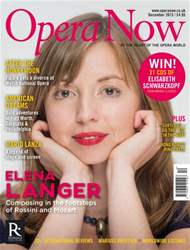 Opera Now issue December 2015