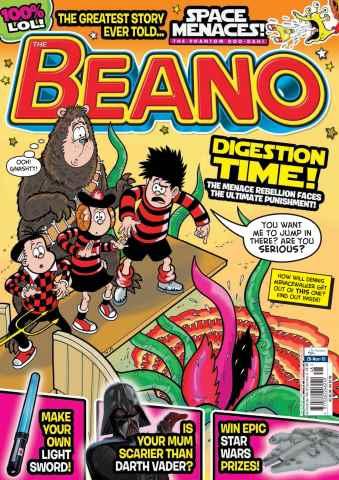 The Beano issue 28th November 2015