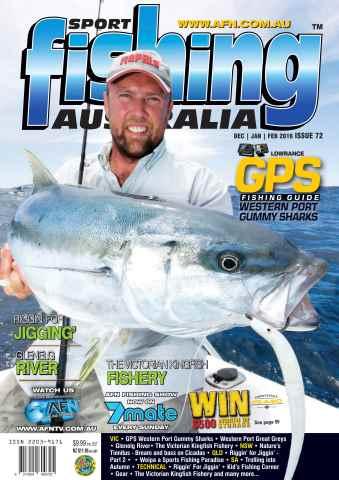Sports Fishing Australia issue Dec-Feb