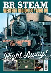 BR Steam Western Region 50 Years On issue BR Steam Western Region 50 Years On
