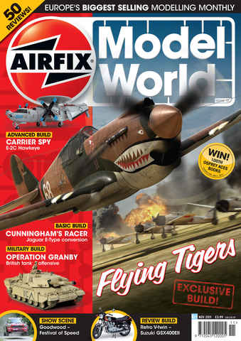Airfix Model World issue November 2011