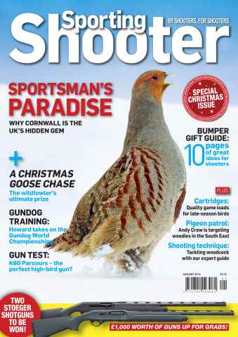 Sporting Shooter issue January 2016