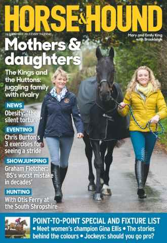 Horse & Hound issue 26th November 2015