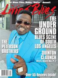 Living Blues issue Living Blues #240