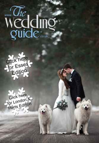 The Wedding Guide issue Winter Issue 58