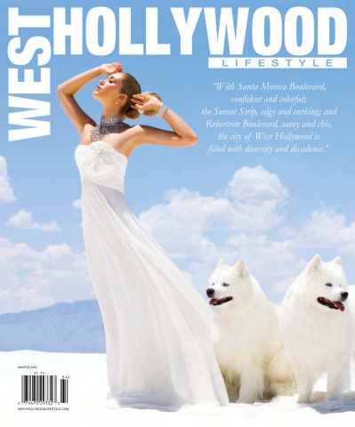 West Hollywood Lifestyle issue Winter 2015