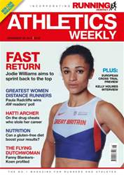 Athletics Weekly issue 26 November 2015